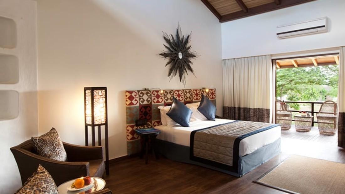 Mountain View Courtyard, Stay in Bandipur, The Serai Bandipur,  Luxury Resorts in Bandipur 6
