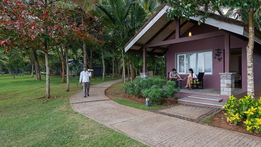 Waterfront Villa at The Serai Kabini, Stay At Kabini, Riverside Resort in Kabini 1