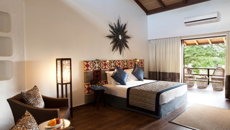 Mountain View Courtyard, Stay in Bandipur, The Serai Bandipur,  Luxury Resorts in Bandipur 6