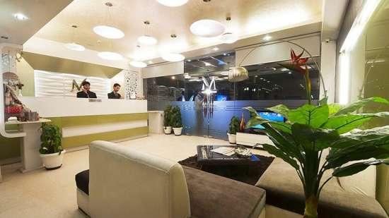 Emblem Hotel @ Hero Honda Chowk Gurugram Gurugram Reception preview