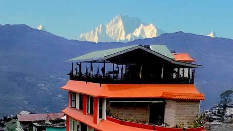 Central Hotels  Central Hill Resort Gangtok Hotel