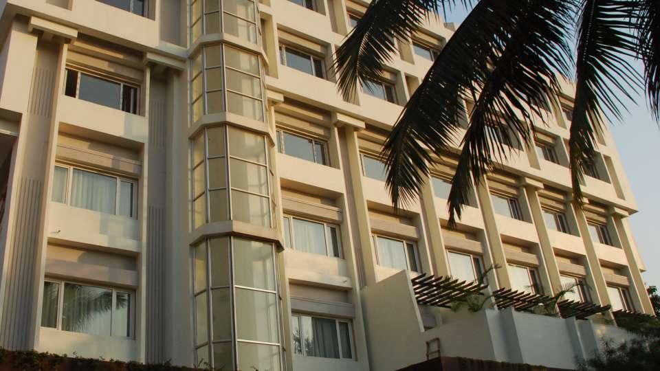 VITS Bhubaneswar Hotel Bhubaneswar Building 3 - VITS Hotel Bhubaneshwar