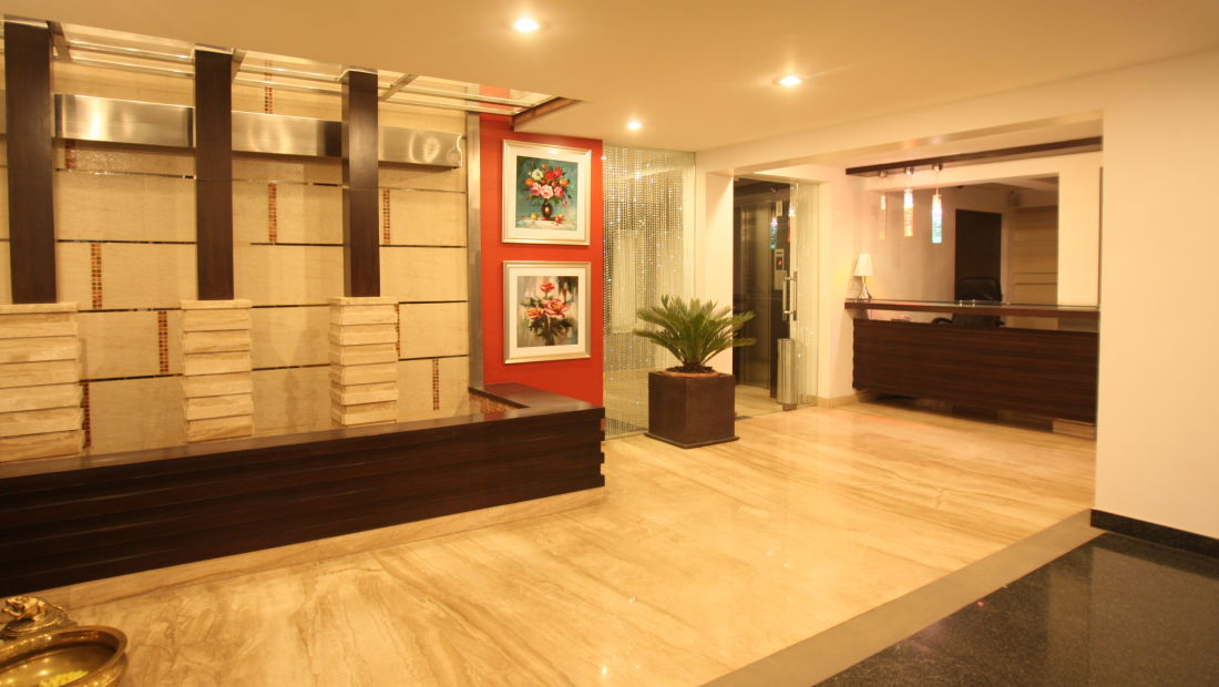 Emblem Hotel, New Friends Colony, New Delhi Delhi lobby Emblem Hotel New Friends Colony New Delhi