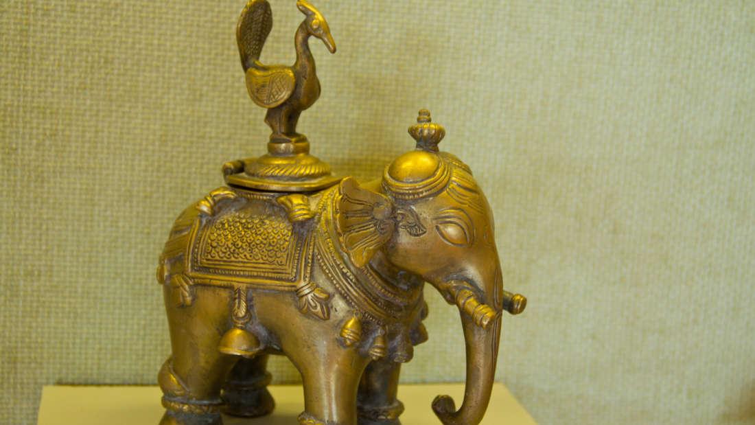Aai Museum at Fort Jadhavgadh Heritage Resort Hotel Pune- resort near mumbai