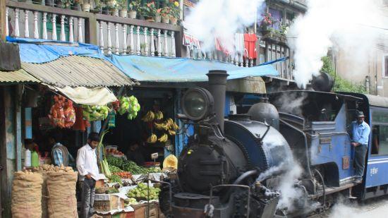 Darjeeling Train Station near Hotel Royal Sarovar Portico, Siliguri Hotels