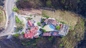 Aerial View- Timber Trail Resort Parwanoo