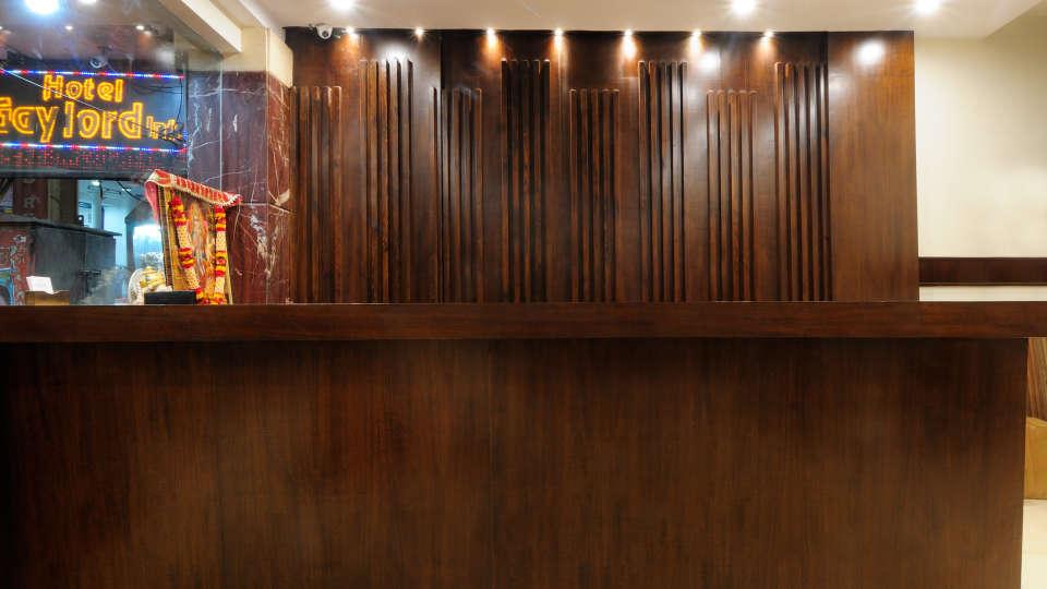 Reception at Rooms at Gaylord International hotels 1