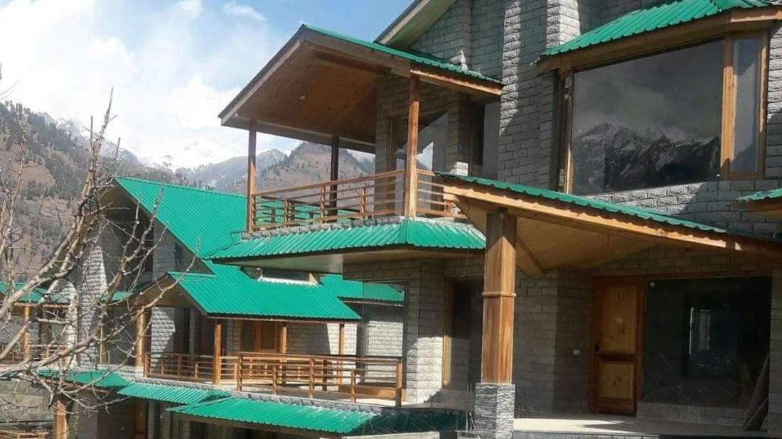 Baragarh Resort Spa