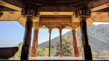 Bhangarh Fort near Infinity Resorts Bandhavgarh