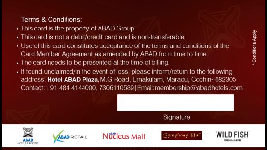 Abad Membership