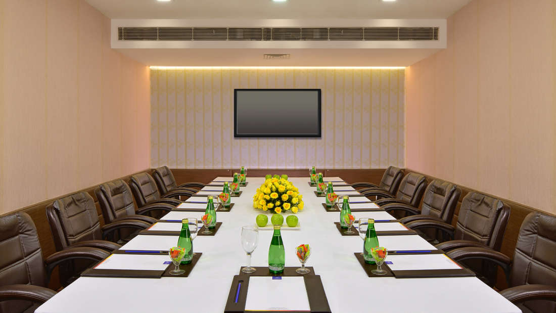 Board Room, Taurus Sarovar Portico, Meetings & Events