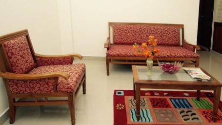 Hotel Thalassa Suites, Bangalore Bangalore lobby hotel thalassa suites btm layout bangalore bed and breakfast 2