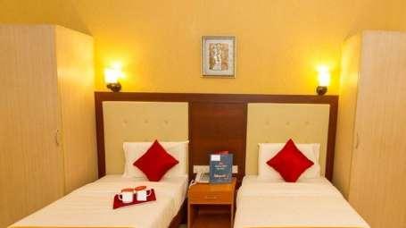 Hotel Samrudhi Park, Bangalore Bangalore samruhdi bed
