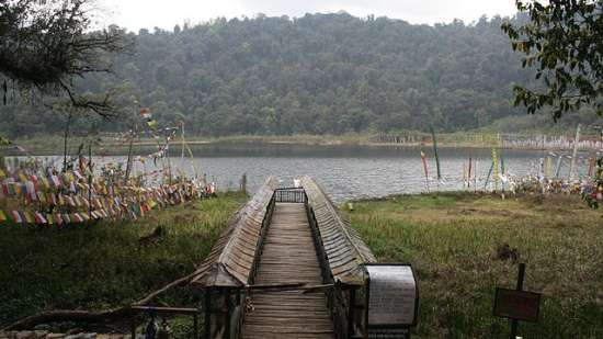 Khecheopalri Lake Summit Newa Regency Spa Pelling