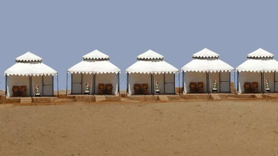Luxury Tents Tao Experience Jaisamler