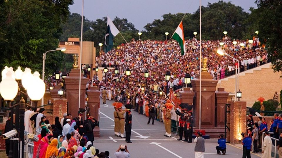 Wagah Border, Golden Sarovar Portico Amritsar, Must visit places in Amritsar