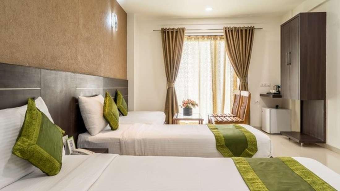Paradise VIP Suite at Pushpak Resort, Shirdi