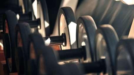 Fort Mahodadhi Puri Facilities Gym at Fort Mahodadhi Beach View Hotel in Puri
