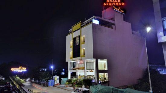 Grand Ashirwad Beacon Exterior