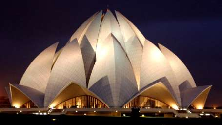 Aura Boutique Hotels  lotus temple