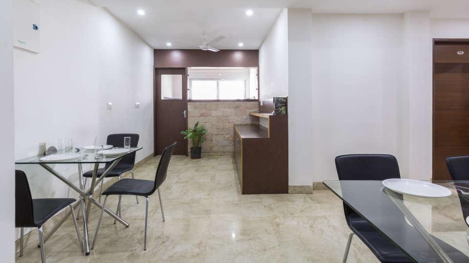 The Sanctum Suites, Bangalore Bangalore Dining 1 The Sanctum Suites Bangalore