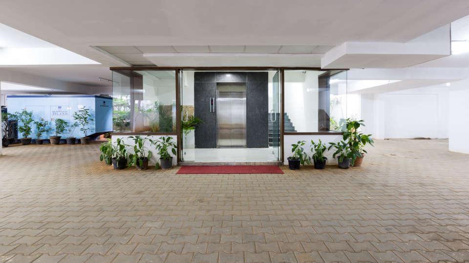 The Sanctum Suites, Bangalore Bangalore Parking Area The Sanctum Suites Bangalore