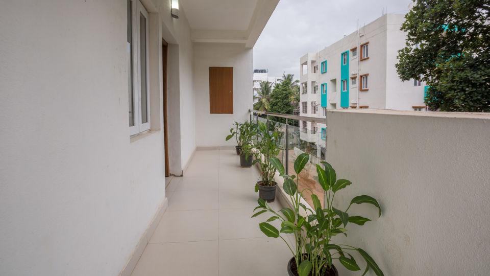 The Sanctum Suites, Bangalore Bangalore Premium King Room with balcony 4 The Sanctum Suites Bangalore