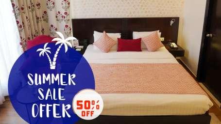 Summer sales offer