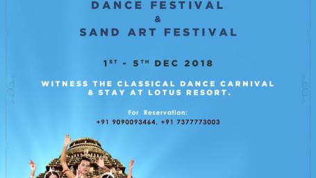 konark festival at Lotus Eco Resort Konark, Resorts in Konark 2