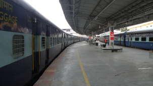 Bangalore Railway Station, Blupetal Hotel
