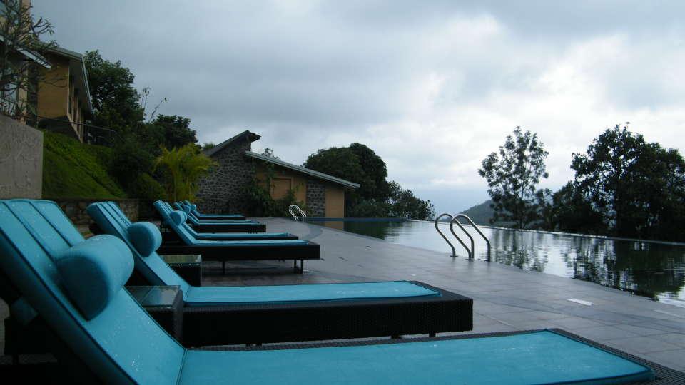 Pool at Poetree Sarovar Portico Thekkady, idukki hotels 46