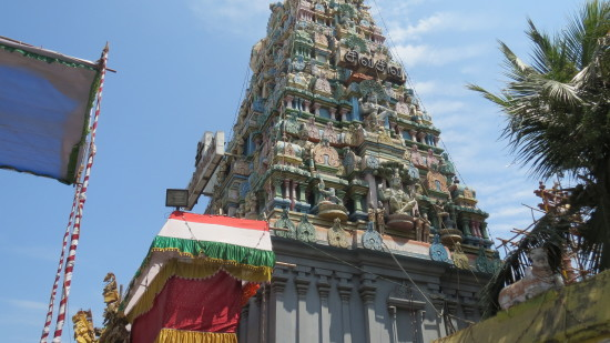 Marundeeswarar Temple Gopuram, temples in Chennai
