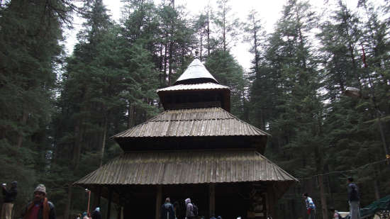 Hadimba Temple Manali LaRiSa Resorts Best Resorts In Leh