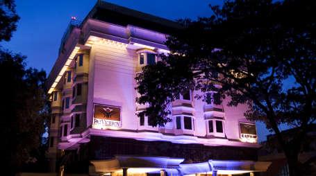 Hotel Pai Viceroy, Jayanagar, Bangalore Bangalore Front View Hotel Pai Viceroy Jayanagar Bangalore