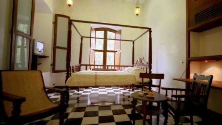 Room  Hotel  Le Dupliex Pondicherry  best hotels in pondicherry 2