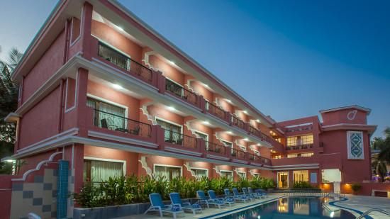 Off Season in Goa, Mango Hotel, Blog 3