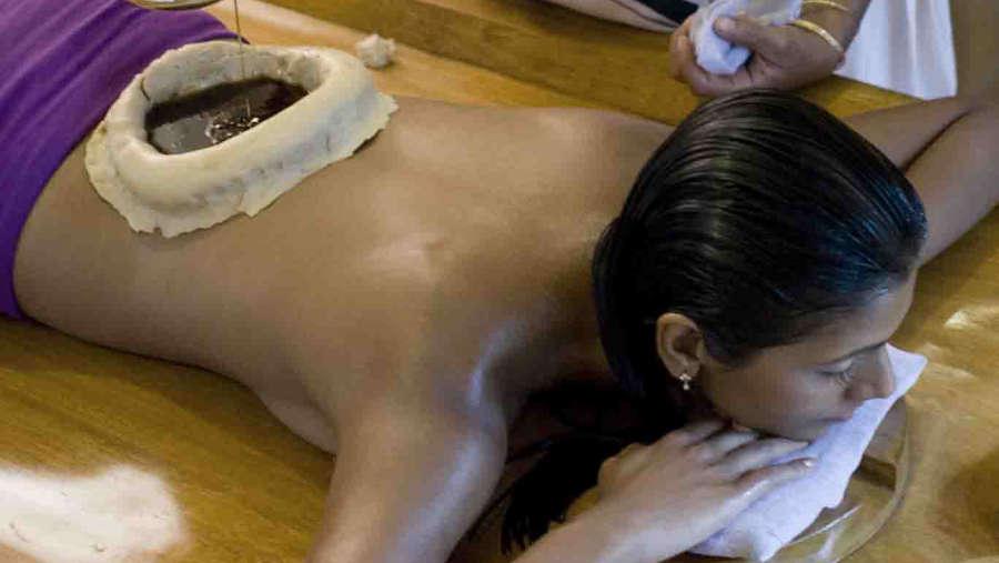 11. Ayurvedic Treatment Kati Vasti
