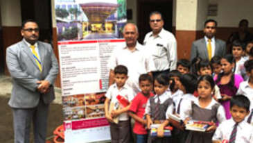 CSR at Hotel Levana in Lucknow4