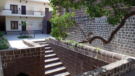 Inside of Fort JadhavGadh Resort Near Pune and Mumbai