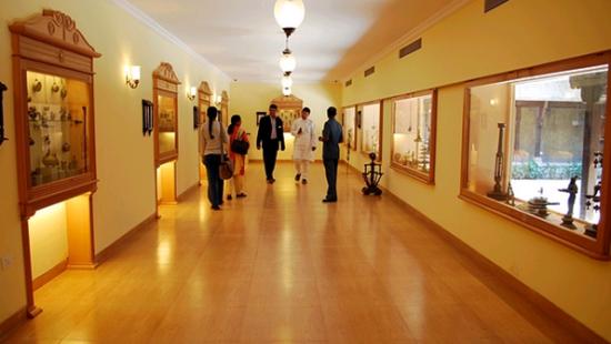 aai museum inside The orchid mumbai vile Parle - 5 star hotel near mumbai airport