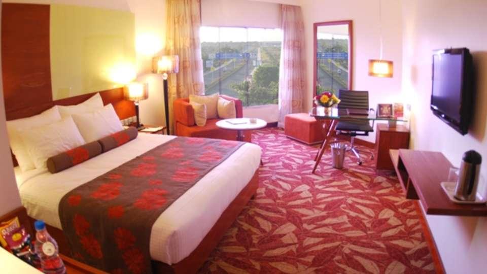 The Pride Hotel, Nagpur Nagpur Superior Room The Pride Hotel Nagpur