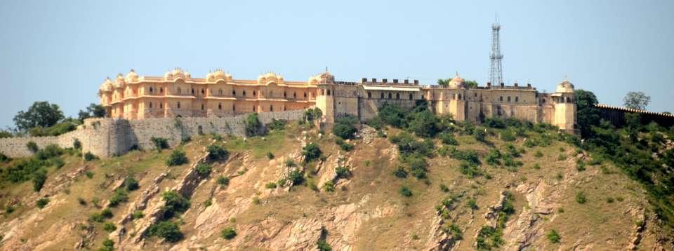 Nahargarh Fort Jaipur near Clarks Amer 5 Star Hotel in Jaipur 23fsef