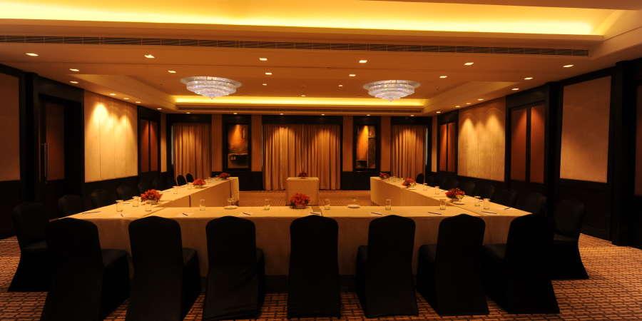 alt-text Banquet Halls near MG Road Bangalore 3, St Marks Hotel, Banquets