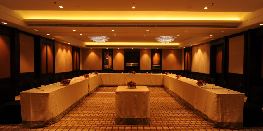 alt-text Banquet Halls near MG Road Bangalore 4, St Marks Hotel, Banquets