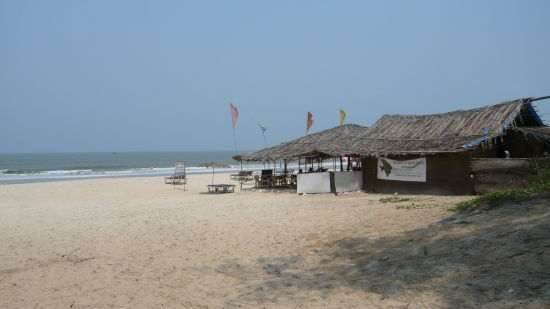 Varca Beach, Tourist Attractions near Goa, Resort in Benaulim