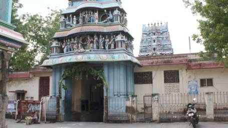 Vayalur Murugan Temple Trichy