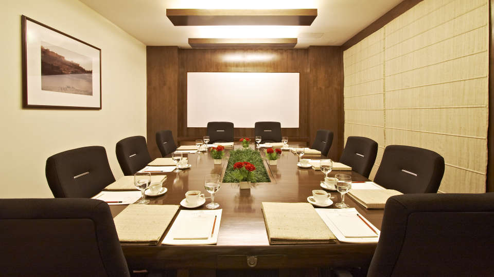 Board Room at Clarks Amer Jaipur - Best Meeting Places in Jaipur