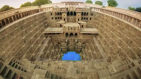 Nearby Attractions - Chand baori - Panorama