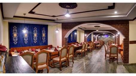 Sandakphu-Dining at Summit Hermon Hotel Spa Darjeeling 1