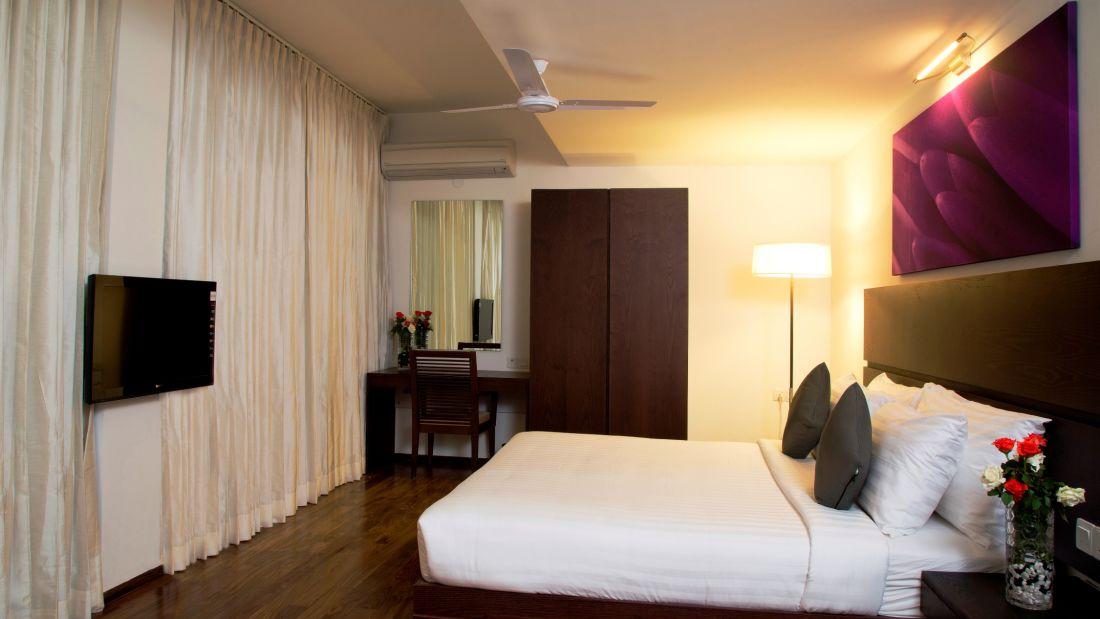 Springs Hotel & Spa, Bangalore Bengaluru Studio Room 1 Springs Hotel Spa